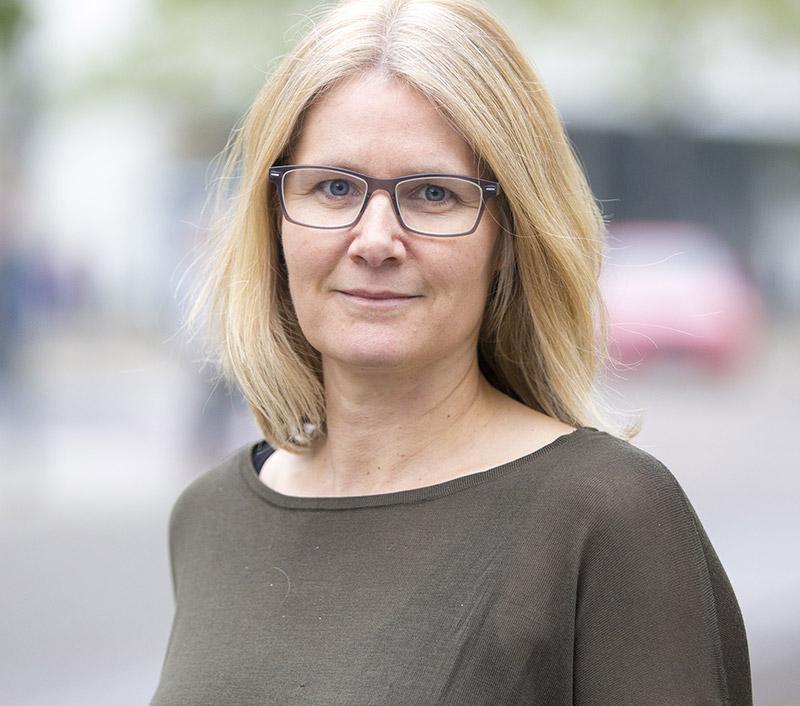 Monika Görg geb. Krinke